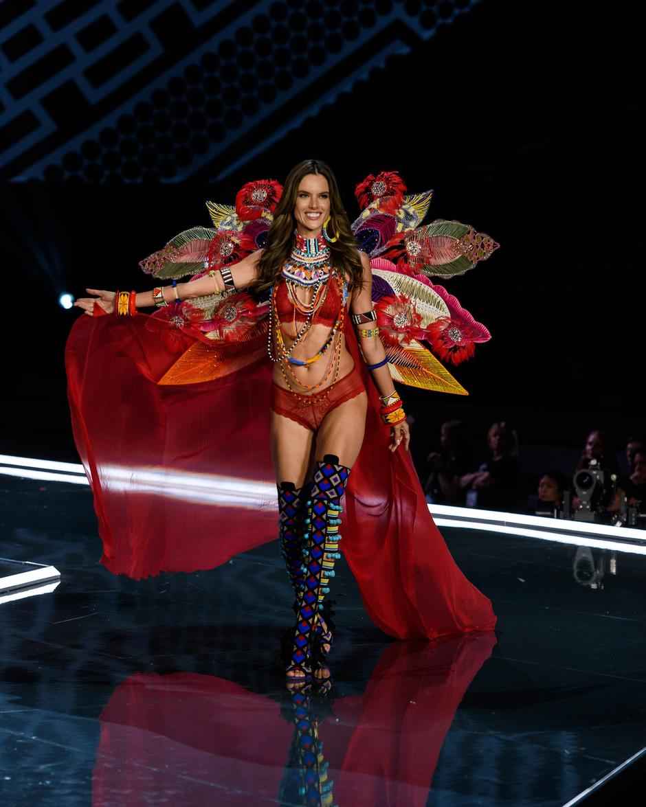 Victoria's Secret Fashion Show 2017 in Shanghai, China | Autor: ESBP/Press Association/PIXSELL