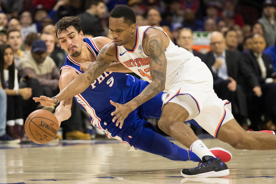 NBA: New York Knicks at Philadelphia 76ers | Autor: Bill Streicher/REUTERS/PIXSELL/REUTERS/PIXSELL