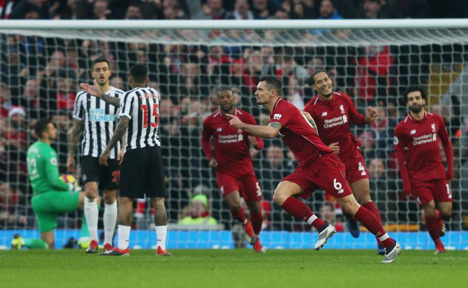 Premier League - Liverpool v Newcastle United | Autor: LEE SMITH