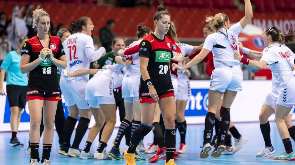 Handball Women WM 2019: Germany - Serbia