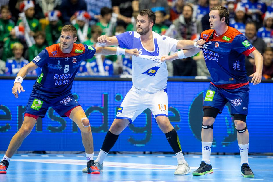 Handball - Norway v Iceland | Autor: NTB SCANPIX