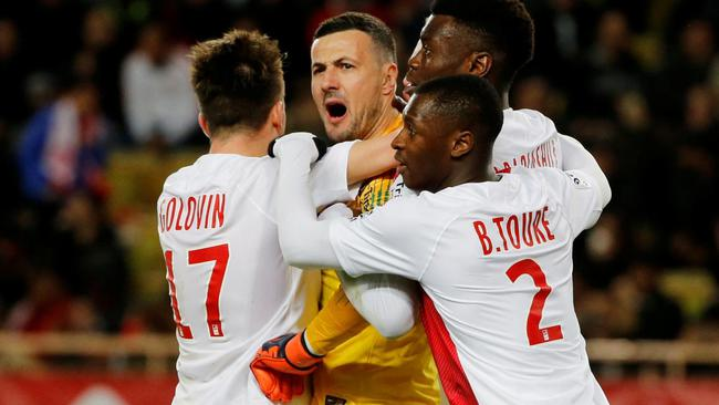 Ligue 1 - AS Monaco v Olympique Lyonnais