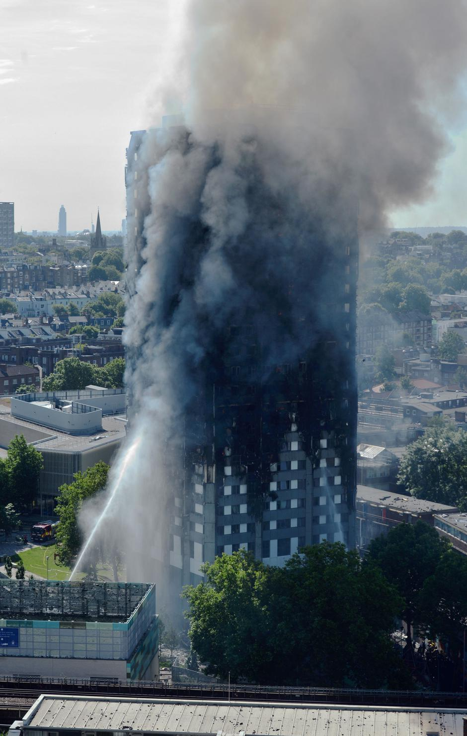 Tower block fire in London | Autor: Victoria Jones/Press Association/PIXSELL