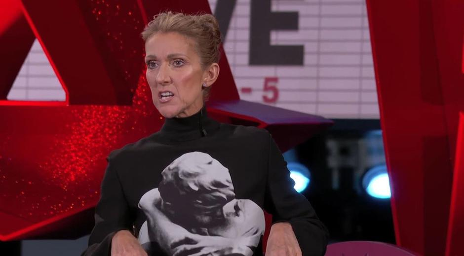 Celine Dion discusses new world tour as she appears on Jimmy Kimmel Live! | Autor: NIPI