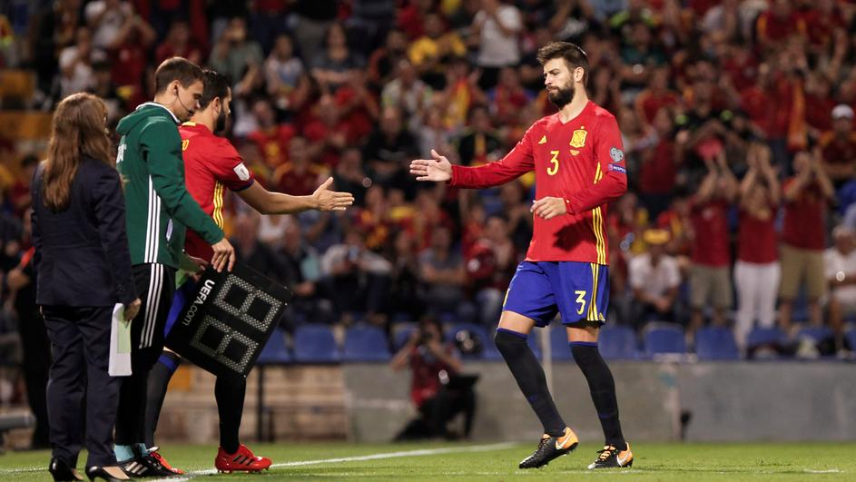 2018 World Cup Qualifications - Europe - Spain vs Albania