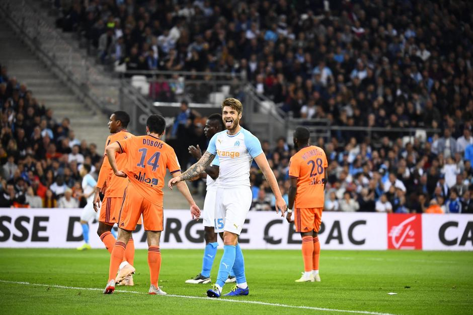 FRA, Ligue 1, Olympique Marseille vs Olympique Lyon | Autor: EXPA/PIXSELL