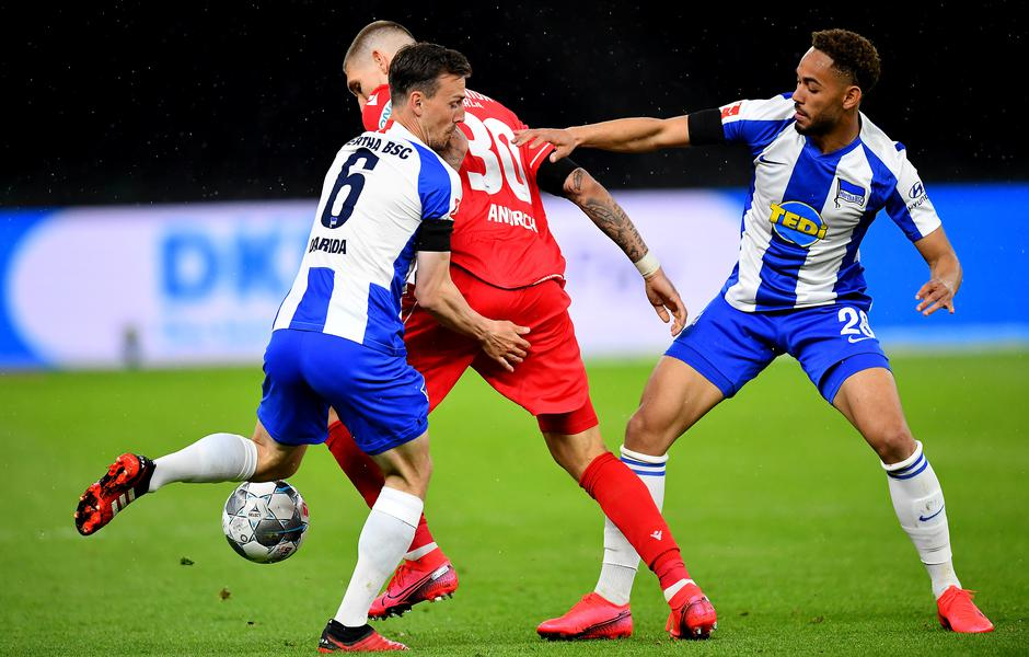 Bundesliga - Hertha BSC v 1. FC Union Berlin | Autor: POOL