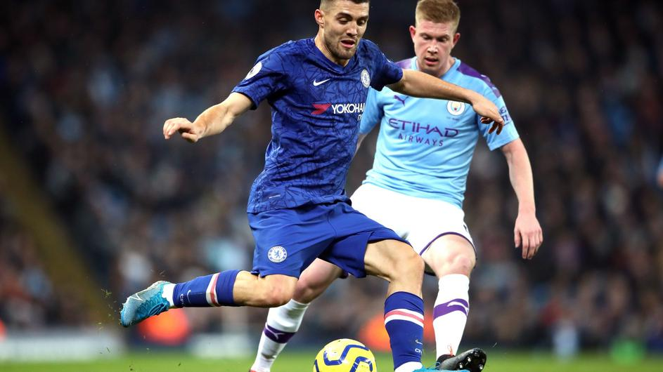 Manchester City v Chelsea - Premier League - Etihad Stadium