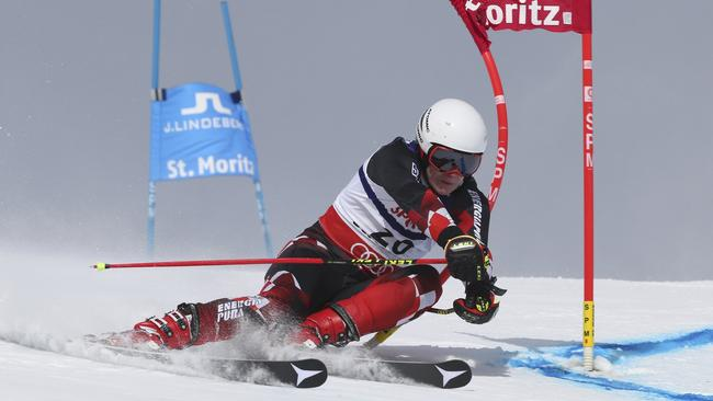 Alpine Skiing - FIS Alpine Skiing World Championships St. Moritz - Men's Giant Slalom