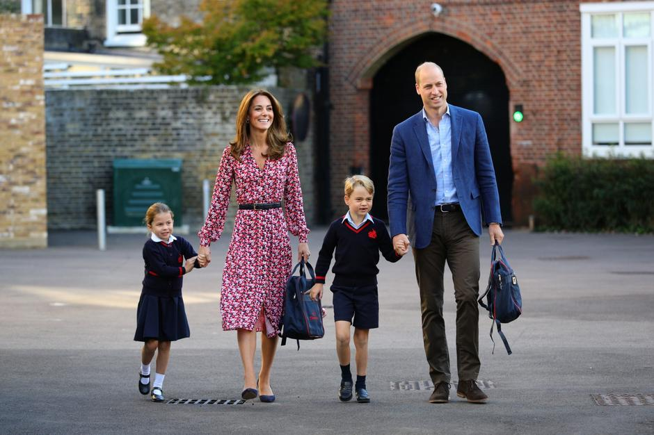 Princess Charlotte to begin school | Autor: Aaron Chown/Press Association/PIXSELL