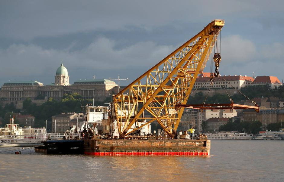 Ship accident on the Danube river in Budapest | Autor: BERNADETT SZABO/REUTERS/PIXSELL/REUTERS/PIXSELL