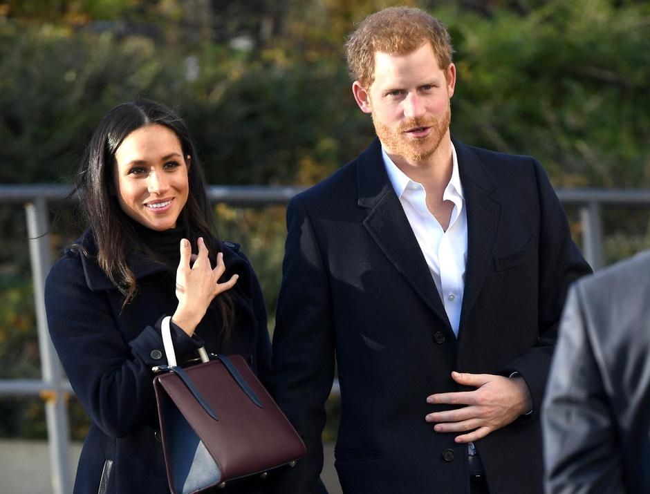 Prince Harry and Meghan Markle visit to Nottingham | Autor: M6027D/Press Association/PIXSELL