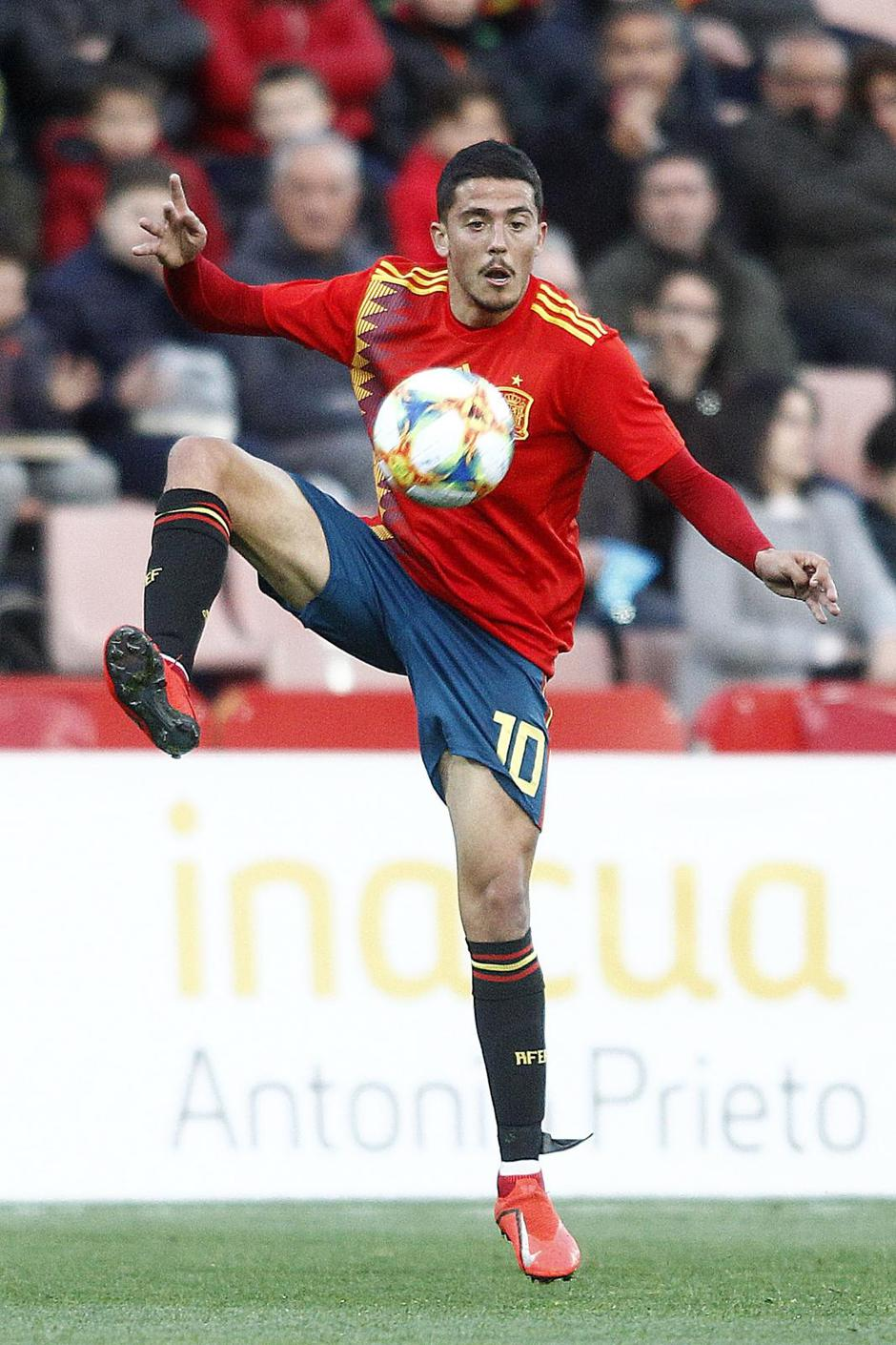 SPAIN V ROMANIA. INTERNATIONAL FRIENDLY MATCH. NATIONAL UNDER-21 | Autor: nph/NordPhoto/PIXSELLNordPhoto/PIXSELL
