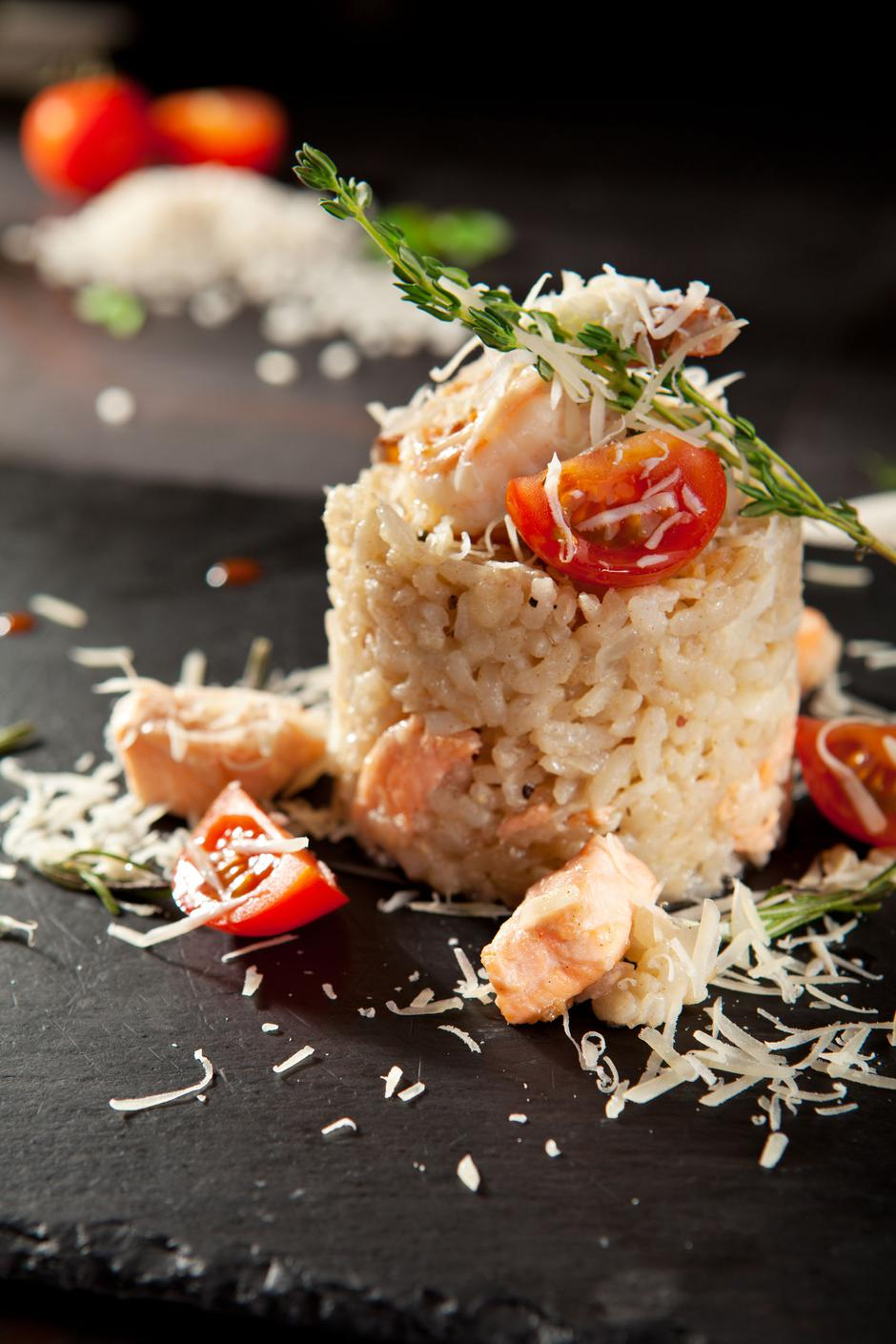 Gourmet Seafood Risotto | Autor: Promo