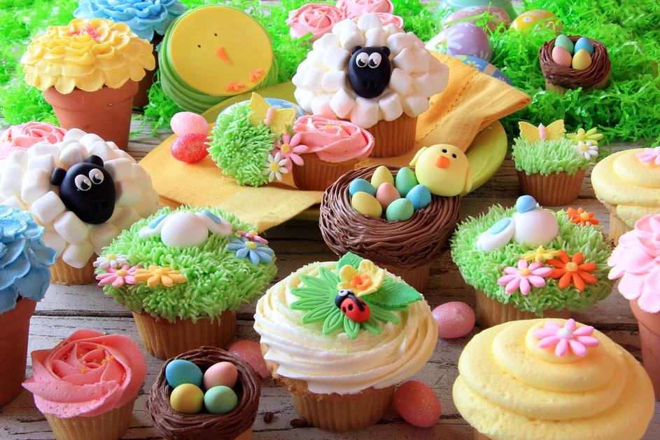 Easter Cakes For Sale