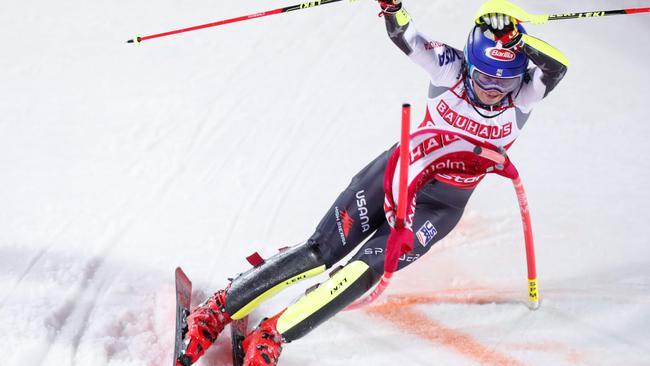 Alpine Skiing - FIS Ski World Cup - Women's Parallel Slalom City Event