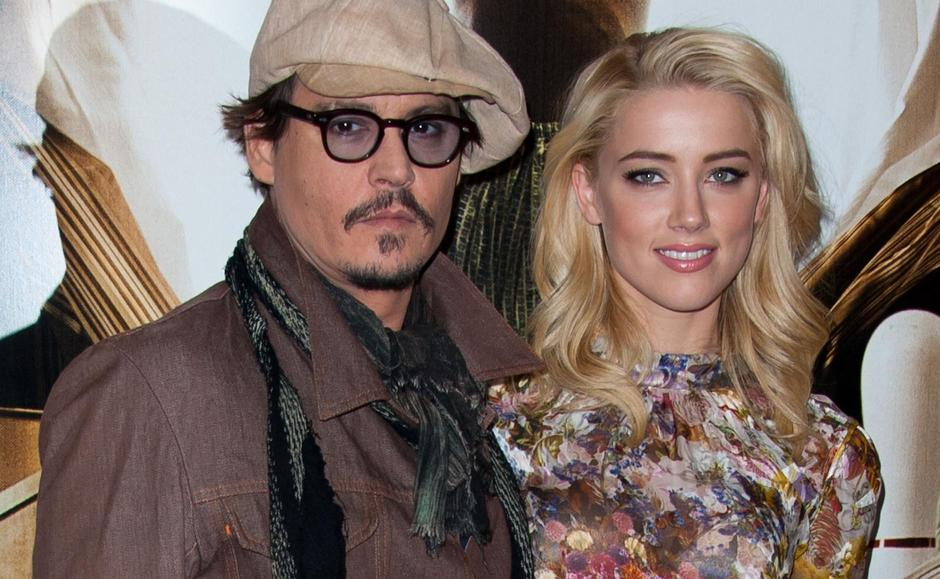 Johnny Depp And Amber Heard Married People Mag Says | Autor: Genin Nicolas/ABACA/PIXSELL