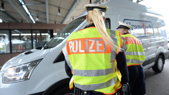 Border checks on motorways in Southern Germany