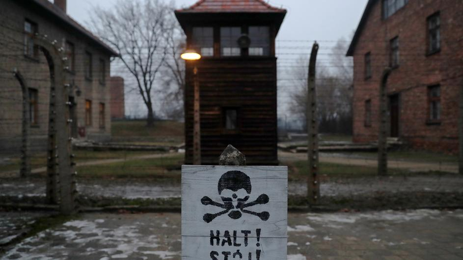 73rd anniversary of the liberation of the Nazi German concentration and extermination camp Auschwitz-Birkenau