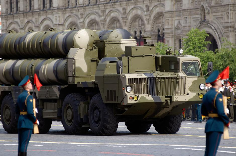 Russian long range surface to air missile systems S 300 Moscow Victory Parade of 2008 | Autor: Profimedia