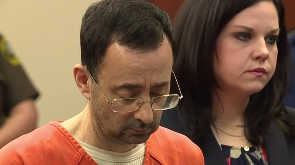 Larry Nassar | Autor: screenshot/Youtube