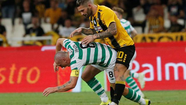 Champions League - Third Qualifying Round Second Leg - AEK Athens v Celtic