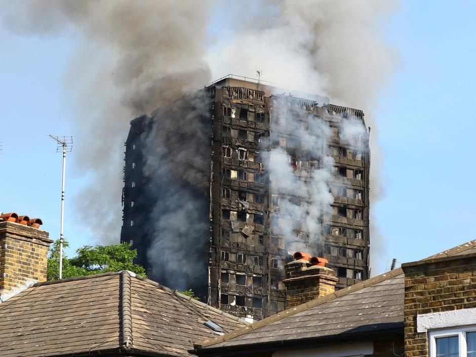Tower block fire in London | Autor: Rick Findler/Press Association/PIXSELL