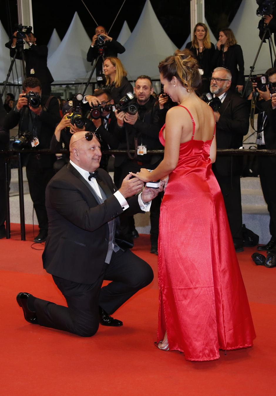 "72nd Cannes Film Festival - Screening of the film ""Mektoub My Love: Intermezzo"" in competition - Red Carpet Arrivals 