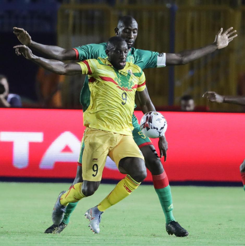 2019 Africa Cup of Nations · Mali vs Mauritania | Autor: Oliver Weiken/DPA/PIXSELL