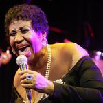 R&B legend Aretha Franklin reportedly gravely ill and surrounded by family in the hospital **FILE PHOTOS**