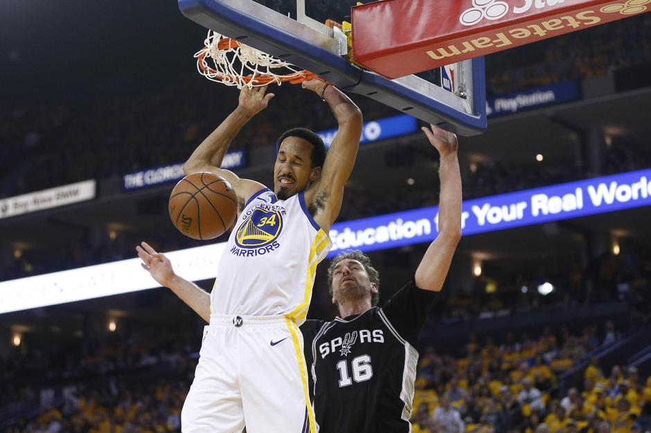 NBA: Playoffs-San Antonio Spurs at Golden State Warriors | Autor: Cary Edmondson