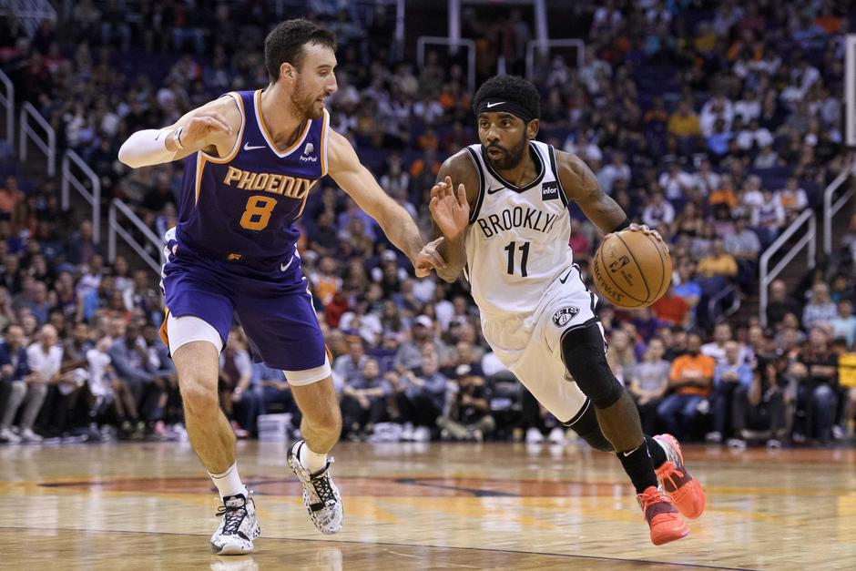 NBA: Brooklyn Nets at Phoenix Suns | Autor: Jennifer Stewart