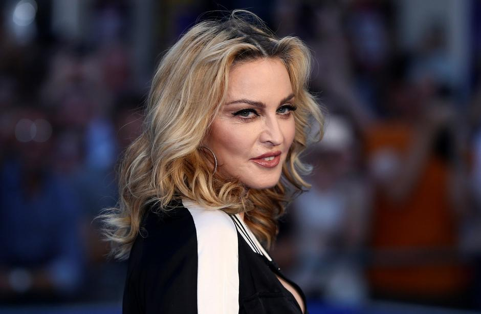 U.S. singer Madonna attends the world premiere of 'The Beatles: Eight Days a Week - The Touring Years' in London | Autor: NEIL HALL/REUTERS/PIXSELL/REUTERS/PIXSELL