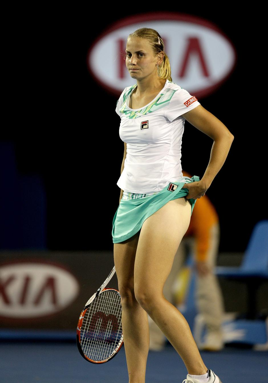 Tennis - Australian Open 2009 - Day 3 - Melbourne & Olympic Parks | Autor: Grant Treeby/Press Association/PIXSELL