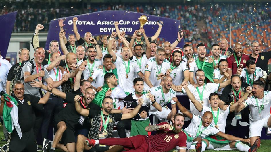 Africa Cup of Nations 2019 - Final - Senegal v Algeria