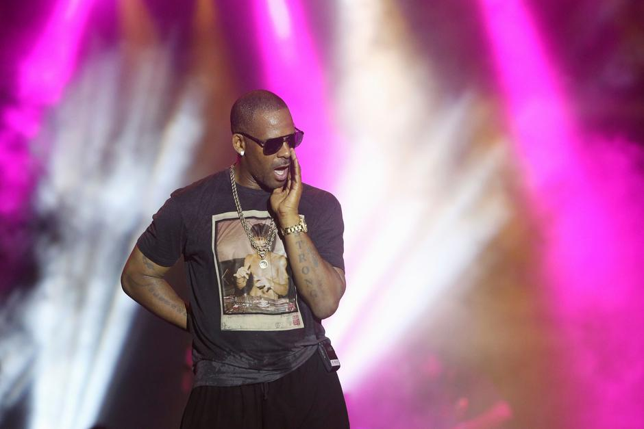 FILE PHOTO: Singer R. Kelly performs during the Red Light Concert series at the Hasely Crawford Stadium in Port-of-Spain | Autor: ANDREA DE SILVA/REUTERS/PIXSELL/REUTERS/PIXSELL