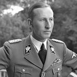 Germany: Reinhard Heydrich (1904-1942), leading Nazi and Deputy Protector of Bohemia and Moravia, c. 1940