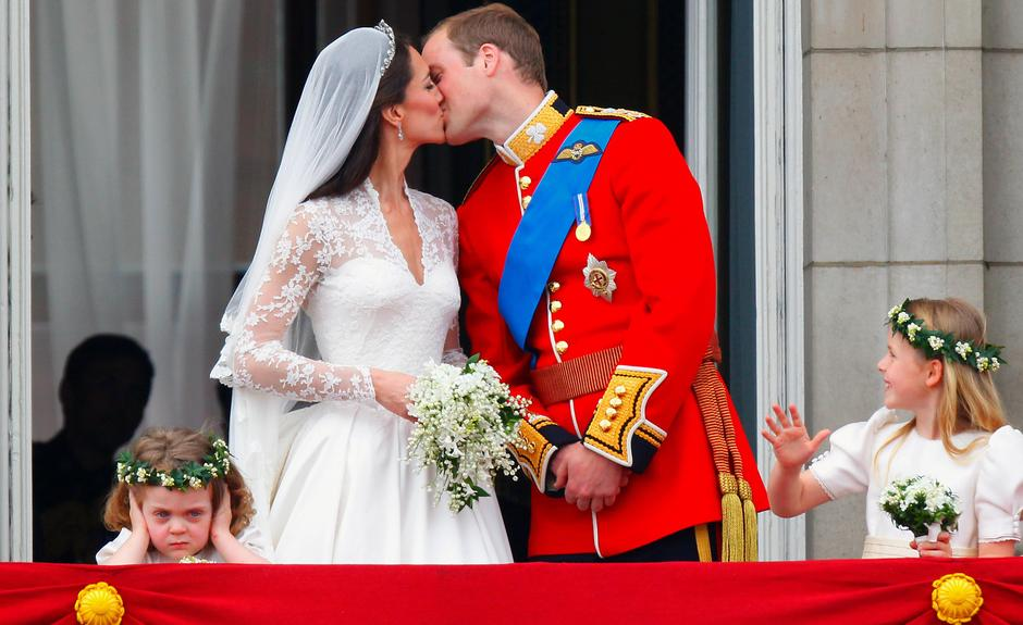 Duke and Duchess of Cambridge 1st wedding anniversary | Autor: Chris Ison/Press Association/PIXSELL