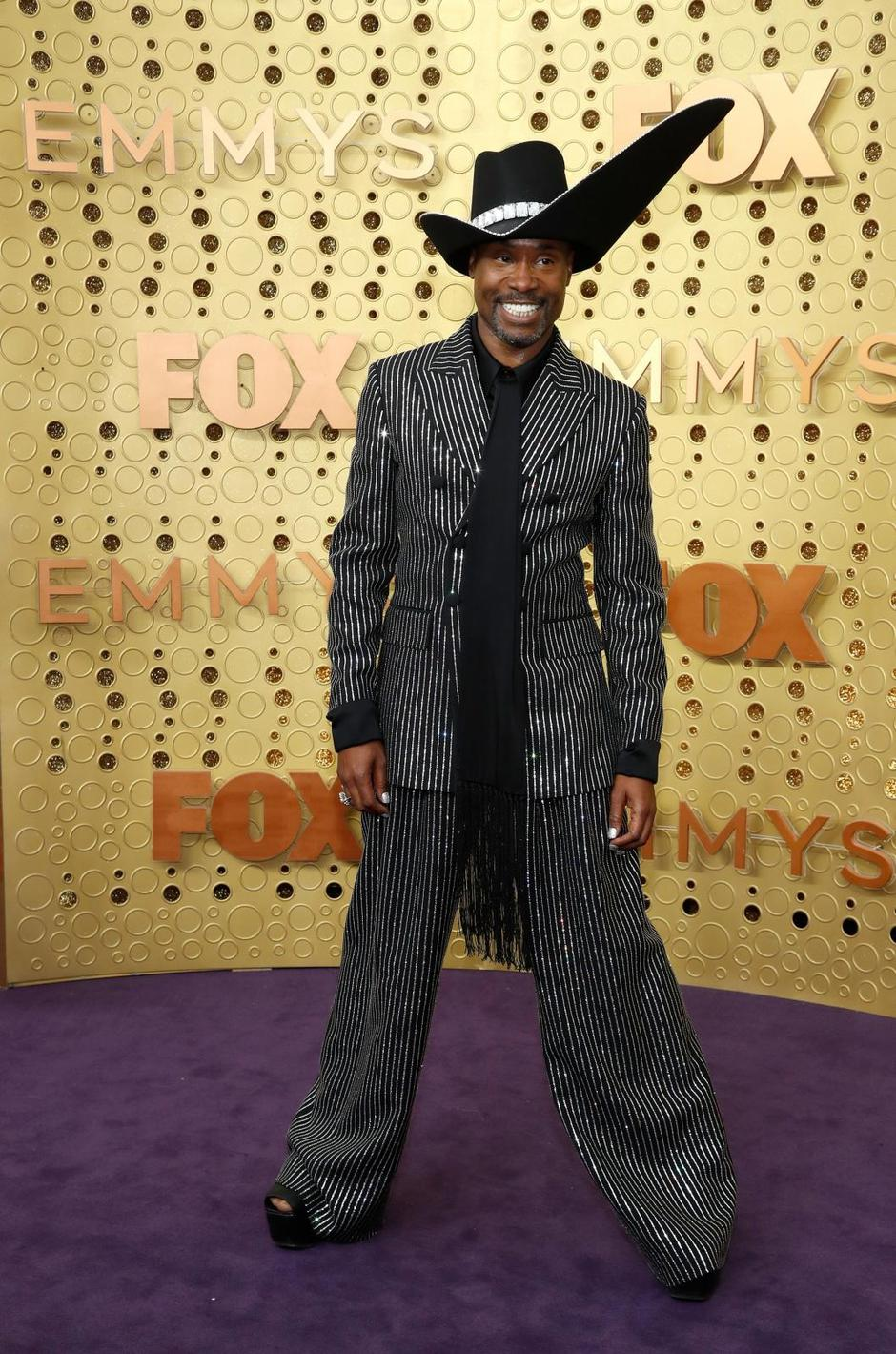 71st Primetime Emmy Awards - Arrivals – Los Angeles, California, U.S., September 22, 2019 - Billy Porter | Autor: MARIO ANZUONI/REUTERS/PIXSELL/REUTERS/PIXSELL