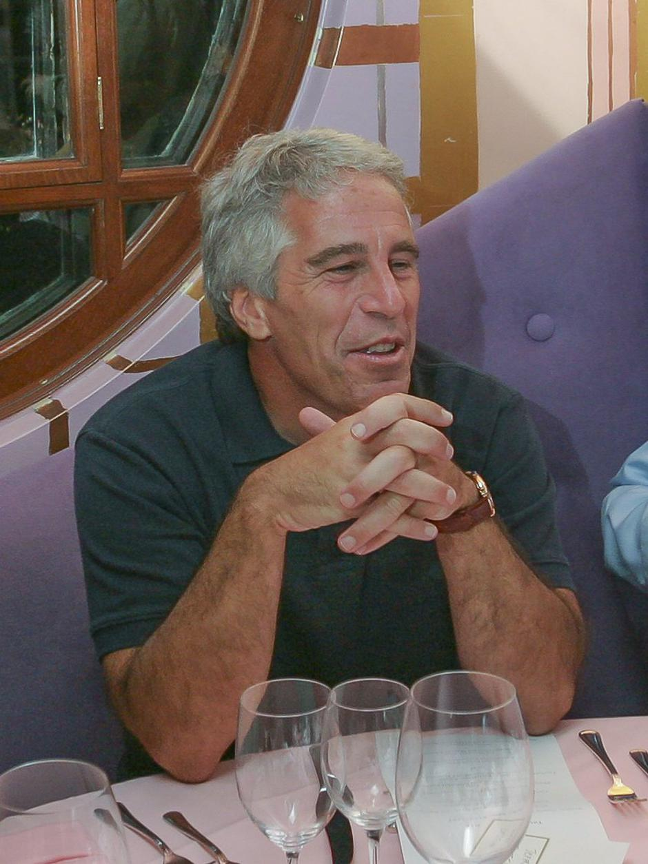 Jeffrey Epstein at Harvard | Autor: Profimedia