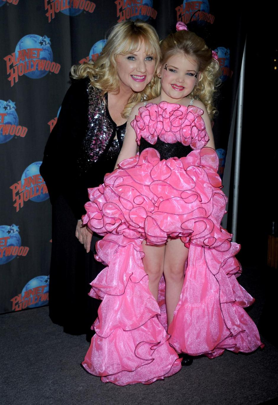 Pageant star Eden Wood appearance at Planet Hollywood - New York | Autor: Dennis Van Tine/Press Association/PIXSELL