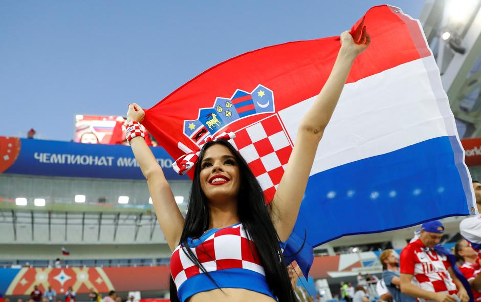 World Cup - Quarter Final - Russia vs Croatia | Autor: KAI PFAFFENBACH