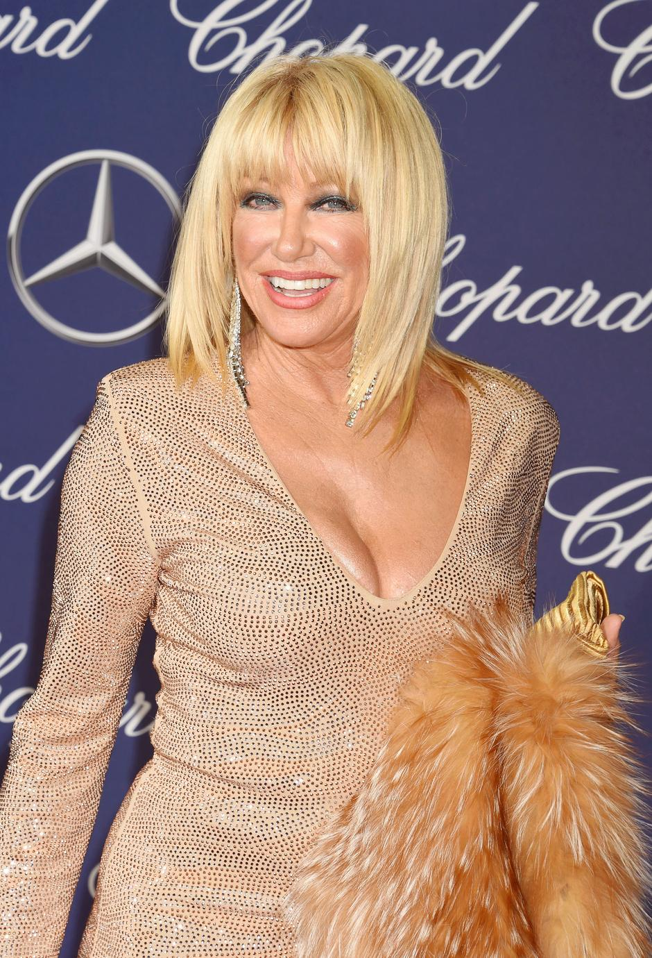 Suzanne Somersattends the 28th Annual Palm Springs International Film Festival Film Awards Gala at the Palm Springs Convention Center | Autor: Profimedia