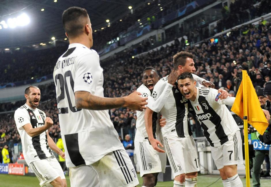 Champions League - Group Stage - Group H - Juventus v Valencia | Autor: MASSIMO PINCA/REUTERS/PIXSELL