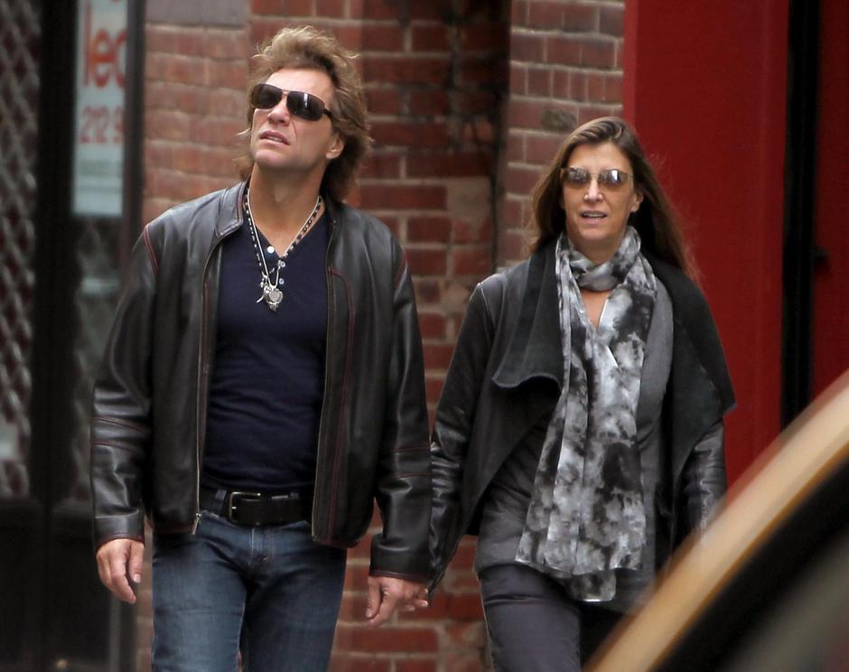 Jon Bon Jovi sighting - New York | Autor: Charles Guerin/Press Association/PIXSELL