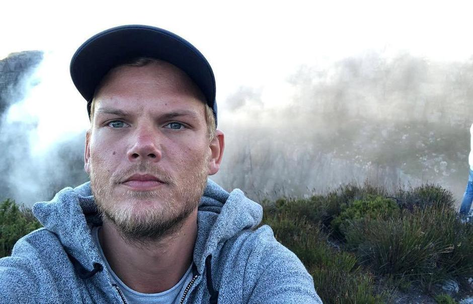Swedish musician, DJ, remixer and record producer Avicii takes a selfie on Table Mountain | Autor: SOCIAL MEDIA/REUTERS/PIXSELL/REUTERS/PIXSELL