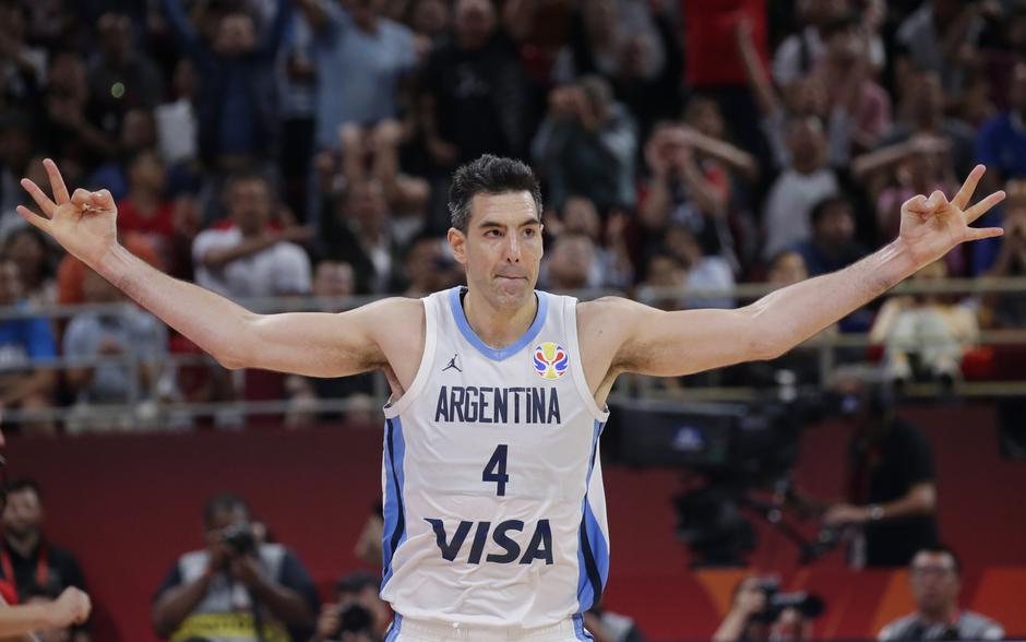 Basketball - FIBA World Cup - Semi Finals - Argentina v France | Autor: JASON LEE