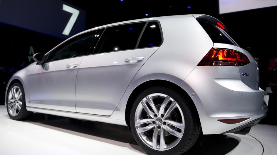 Presentation of VW Golf 7