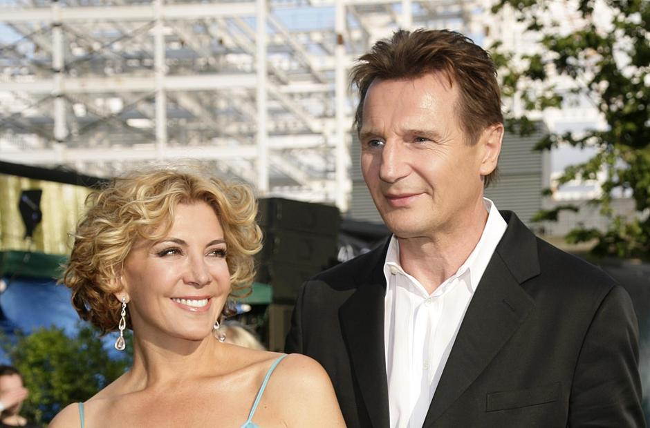 Natasha Richardson reported injured in skiing accident | Autor: Yui Mok/Press Association/PIXSELL