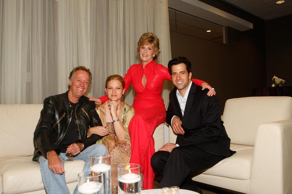 """Three Generations of Fonda on Film"" Benefiting the Georgia Campaign for Adolescent Pregnancy Prevention 